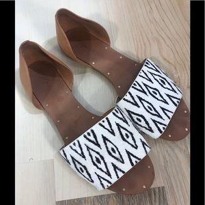 Madewell Flat Sandals